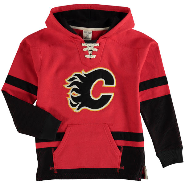 kids flames jersey